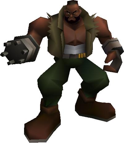 Barret (Final Fantasy VII party member)