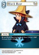 Black Mage 4-030C from FFTCG Opus