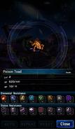 FFBE Poison Toad Analyze 2