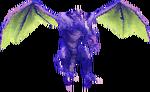 FFIII Drago alato 3D.png