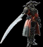 Gaius van Baelsar from Final Fantasy XIV