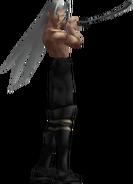Sephiroth Final BossFFVII