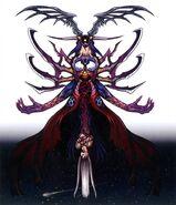 Ultimecia Final FFVIII Color Art