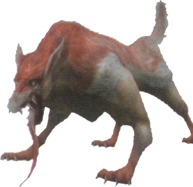 Wild Wolf (Final Fantasy X-2)
