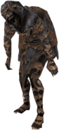Zombie Mage 1 from FFXII render