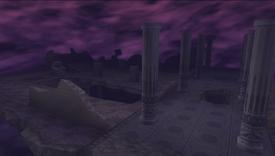 Chaos Shrine in Dissidia Final Fantasy.