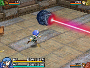 EoT Laser Trap