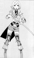 FF12 Manga Ashe