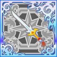 FFAB Barbarian's Sword SSR+
