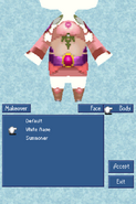 FFIVDS Whyt White Mage Outfit
