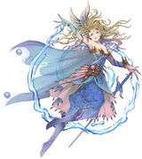 FFLTNS Siren Omega Artwork