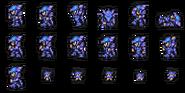 FFRK Dragoon sprites
