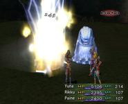 FFX-2 Thunderblast