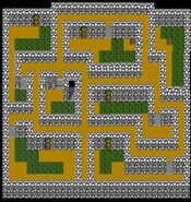 FF II NES - Mysidian Cave Second Floor