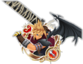 KHUX KH1 Cloud 5★ Medal