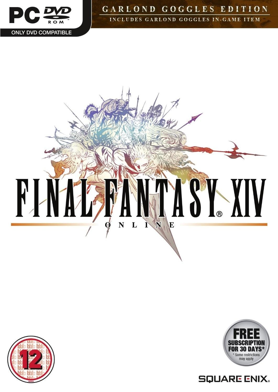 Final Fantasy XIV merchandise