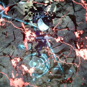 Aranea lvl 120 boss area attack from FFXV.png
