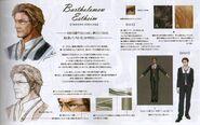 Bartholomew Estheim concept art