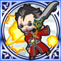 FFAB Shooting Star - Auron Legend SSR