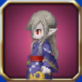 FFDII Deathlord Kimono icon