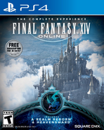 FFXIV HW NA PS4 Complete