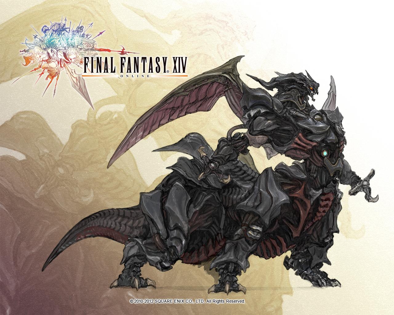 Final Fantasy Xiv Wallpapers Final Fantasy Wiki Fandom