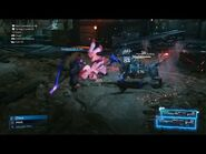 FINAL FANTASY VII REMAKE Yuffie & Sonon's Synergized Art of War