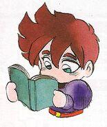 Ffmq benji book