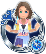KHUX Yuna 3★ Medal