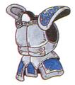 Knight Armor FFIII Art
