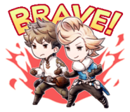 LINE Ringabel Tiz Sticker