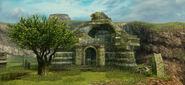 XII tchita uplands ruins