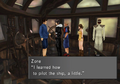 Zone on the White SeeD Ship from FFVIII Remastered