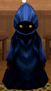 Blue cloak NPC render ffiv ios