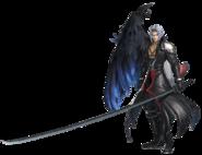 DFF2015 Sephiroth Angel A