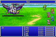 FFIV GBA Magic Arrow