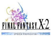 FFX-2 HD Remaster Logo