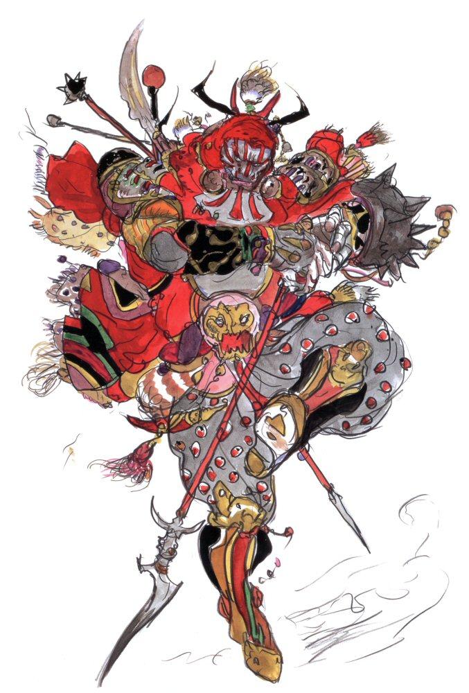 Gilgamesh (Final Fantasy V)