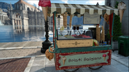 Ice cream stand in Altissia from FFXV