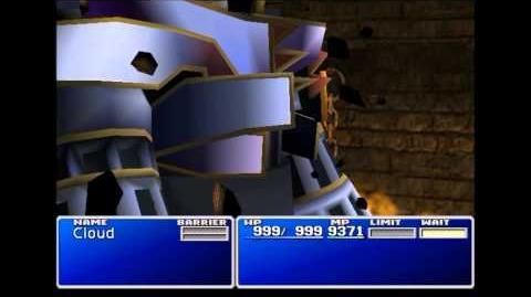 Judgement_-_Alexander_summon_sequence_-_FFVII