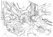 Lunar Base FF8 Art 2