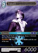 Squall 1-041L from FFTCG Opus