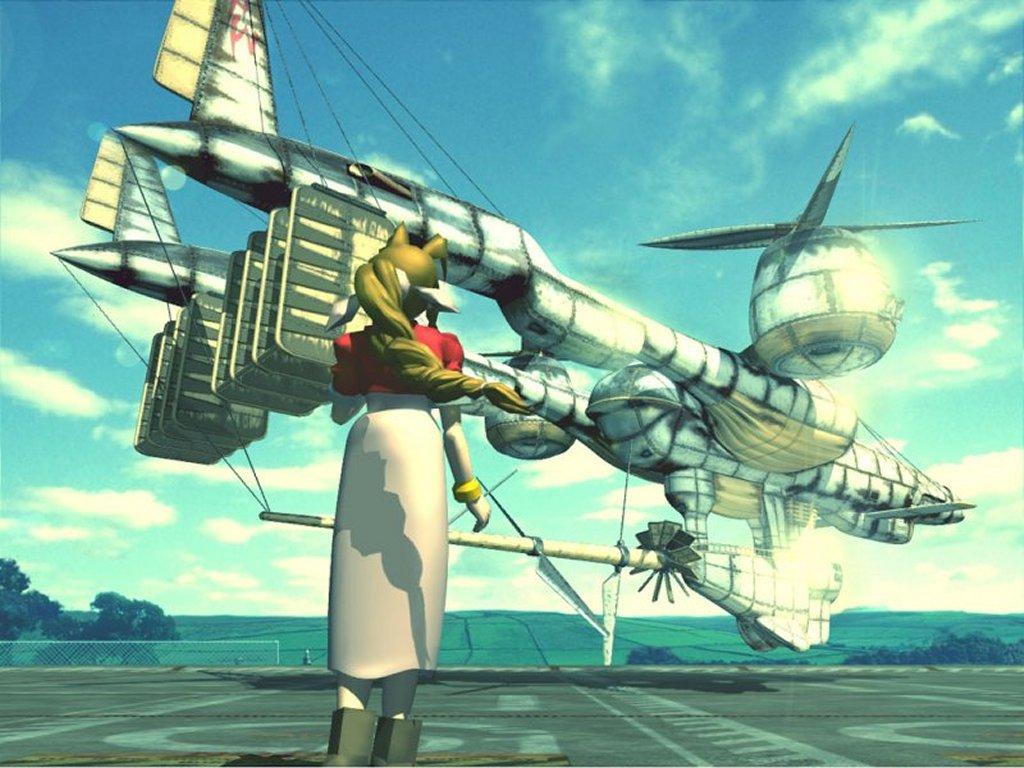 Final Fantasy VII Official Establishment File
