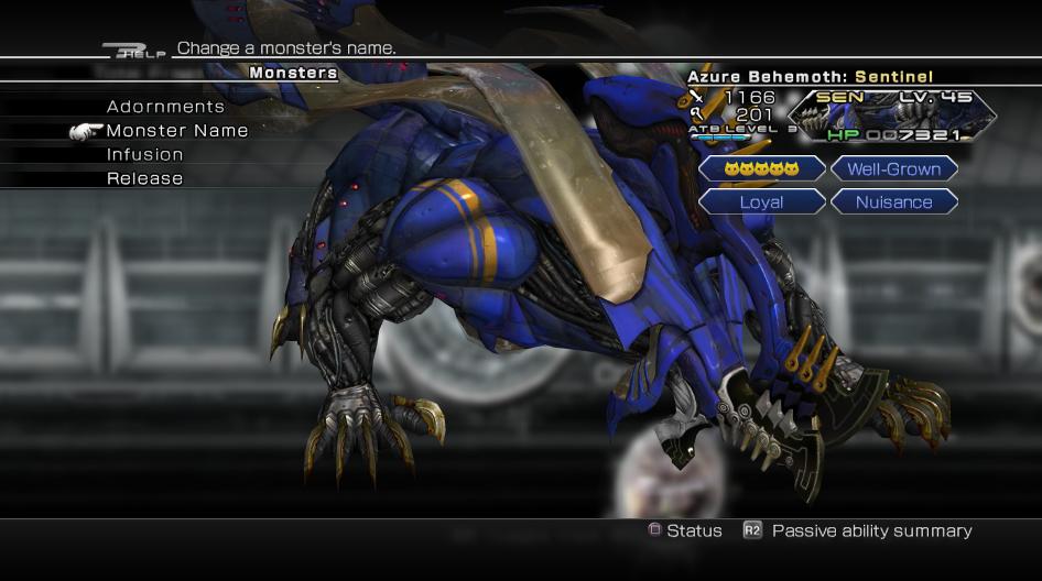 Azure Behemoth