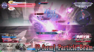 DFF2015 0-form Particle Beam
