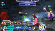 DFFOO Aerith HP Attack