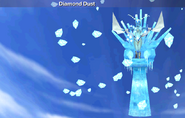 Diamond dust shiva ffiv ios