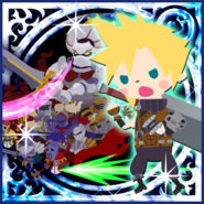 FFAB Summon Knights of the Round Legend CR