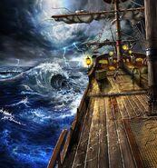 FFBE Stormy Seas BG