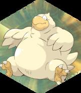 FFD2 Morrow Fat Chocobo